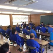 乗務員会議および安全講習